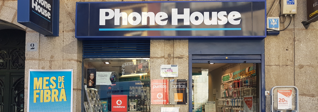 PHONE HOUSE BEJAR