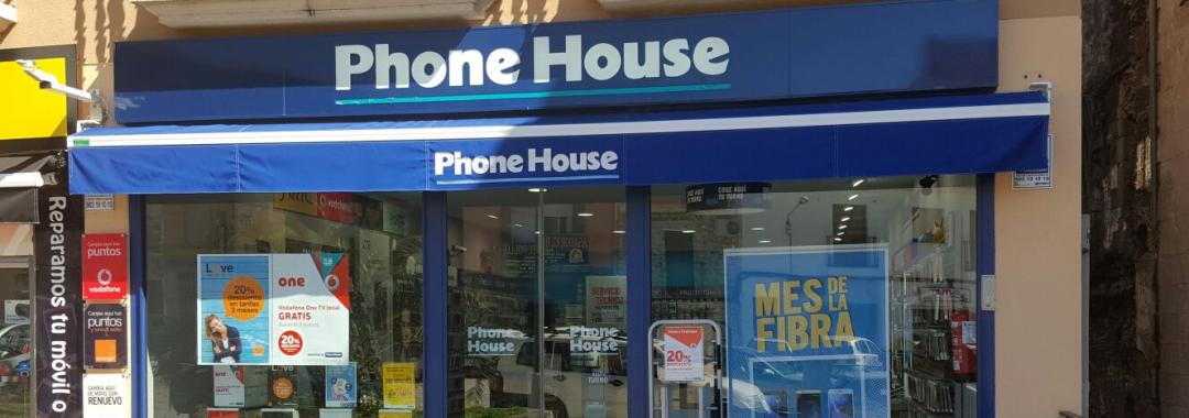phone house plasencia