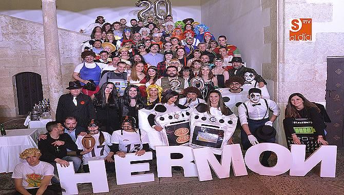 20 aniversario Grupo Hermon