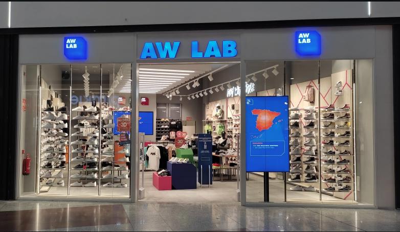 Nueva tienda de deportes multimarca